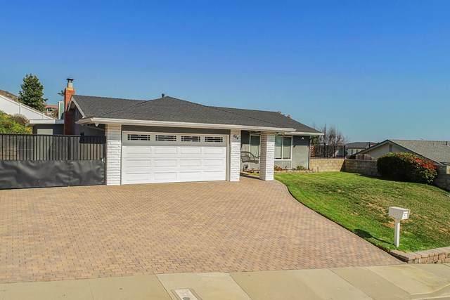 664 Adirondack Avenue, Ventura, CA 93003 (#V1-1168) :: The Laffins Real Estate Team