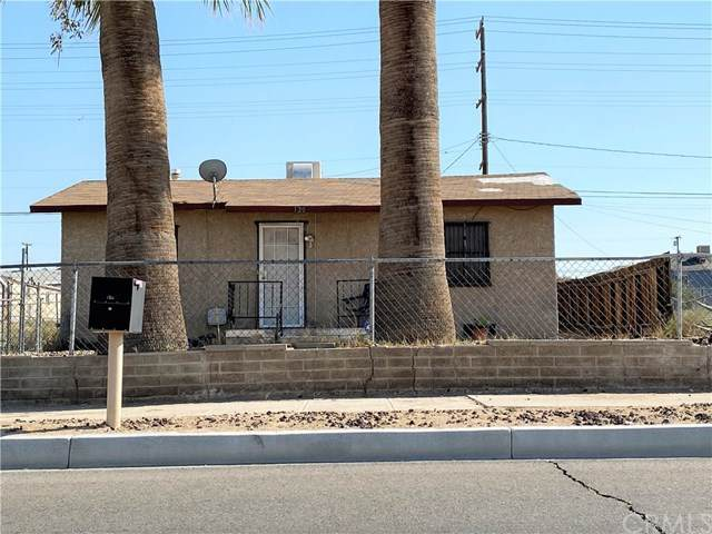 120 W Williams Street, Barstow, CA 92311 (MLS #EV20186270) :: Desert Area Homes For Sale