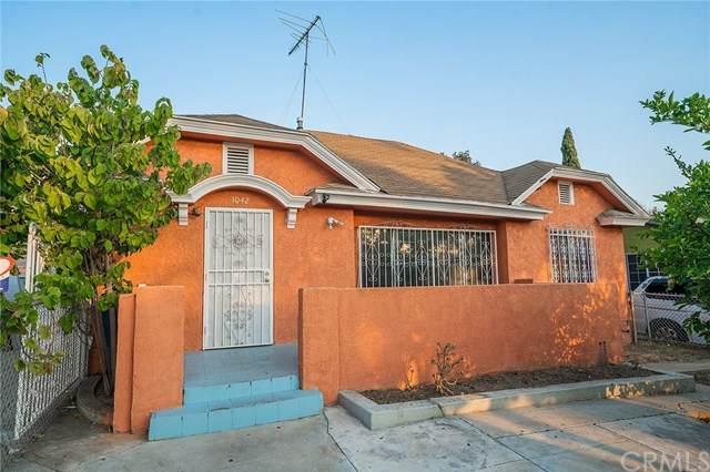 1042 N Evergreen Avenue, Los Angeles (City), CA 90033 (MLS #CV20186359) :: Desert Area Homes For Sale
