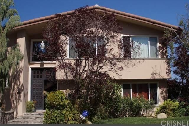 4516 Totana Drive, Tarzana, CA 91356 (#SR20186679) :: Camargo & Wilson Realty Team
