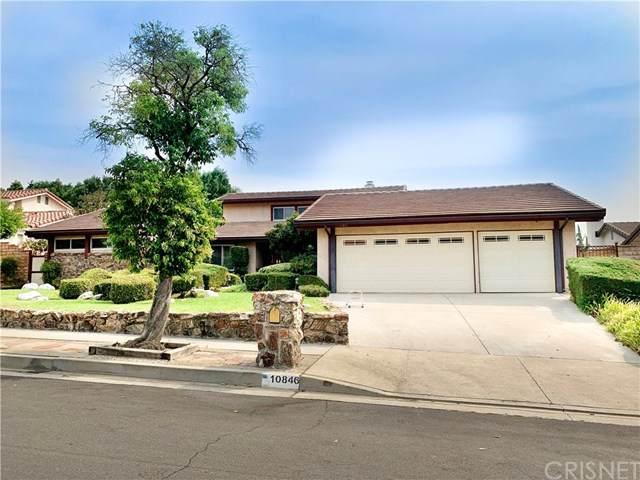 10846 Cozycroft Avenue, Chatsworth, CA 91311 (#SR20182300) :: The Laffins Real Estate Team
