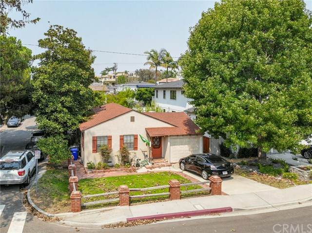 2201 N Valley Drive, Manhattan Beach, CA 90266 (#SB20186941) :: Veronica Encinas Team