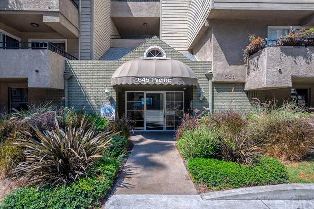 645 Pacific Avenue #209, Long Beach, CA 90802 (#SB20184406) :: The Miller Group