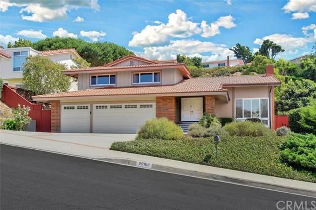 29104 Doverridge Drive, Rancho Palos Verdes, CA 90275 (#PV20185408) :: The Najar Group