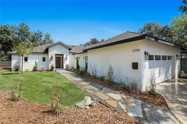 2298 Midwick Drive, Altadena, CA 91001 (#AR20187270) :: Go Gabby