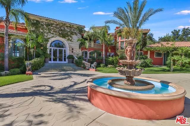 22574 Zaltana Street, Chatsworth, CA 91311 (MLS #20630054) :: Desert Area Homes For Sale