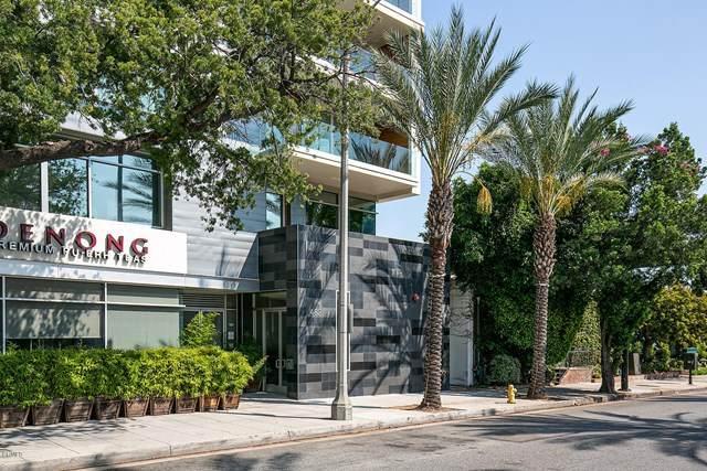 482 S Arroyo Parkway #306, Pasadena, CA 91105 (#P1-1189) :: Crudo & Associates