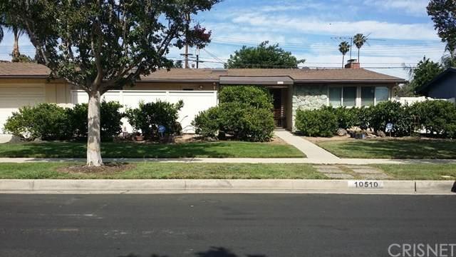 10510 Odessa Avenue, Granada Hills, CA 91344 (#SR20187550) :: Camargo & Wilson Realty Team