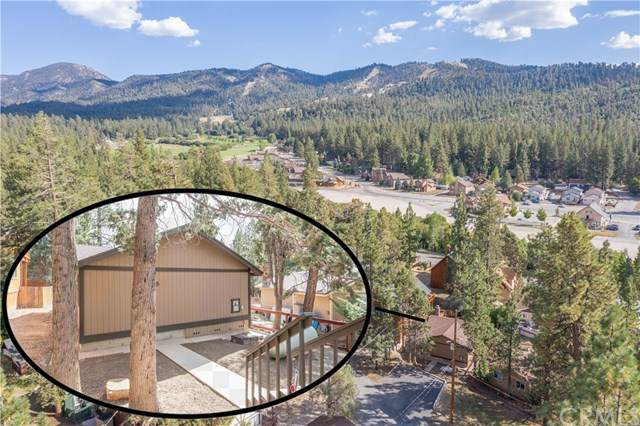42735 Cougar Road, Big Bear, CA 92315 (#PW20187704) :: Crudo & Associates