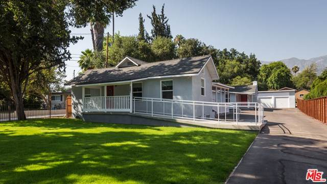 283 Ventura Street, Altadena, CA 91001 (#20630374) :: Go Gabby