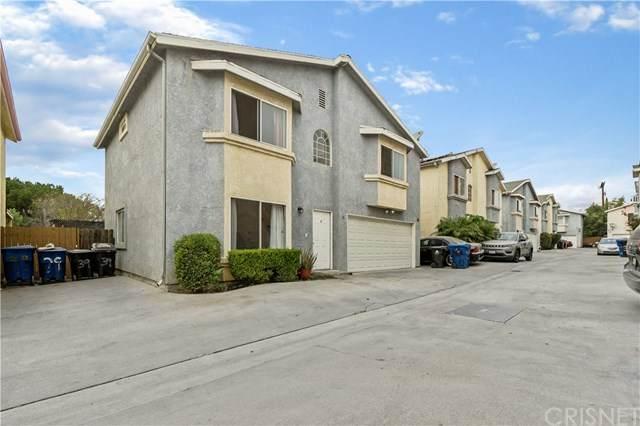 12120 Terra Bella Street #39, Pacoima, CA 91331 (#SR20186026) :: Hart Coastal Group