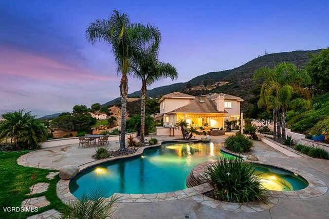 1480 Topa View Trl, Newbury Park, CA 91320 (#220009643) :: The Laffins Real Estate Team