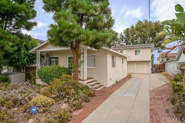 1141 9th Street, Manhattan Beach, CA 90266 (#SB20184757) :: The Miller Group