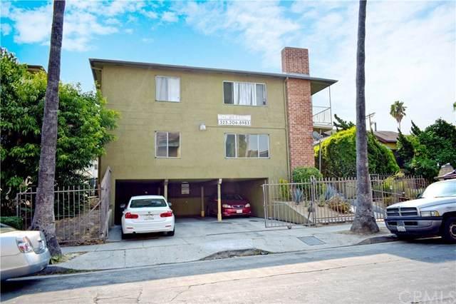 126 S Manhattan Place #2, Los Angeles (City), CA 90004 (#PW20188151) :: Veronica Encinas Team