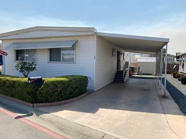43 El Prado Ln, Oceanside, CA 92058 (#SW20188193) :: Hart Coastal Group