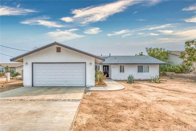 7357 Warren Vista Avenue, Yucca Valley, CA 92284 (#JT20188214) :: The Laffins Real Estate Team