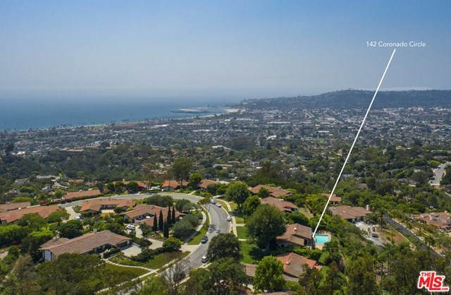 142 Coronada Circle, Santa Barbara, CA 93108 (#20630674) :: Hart Coastal Group