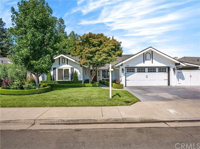 704 E Wood Duck Circle, Fresno, CA 93730 (#FR20186620) :: The Najar Group