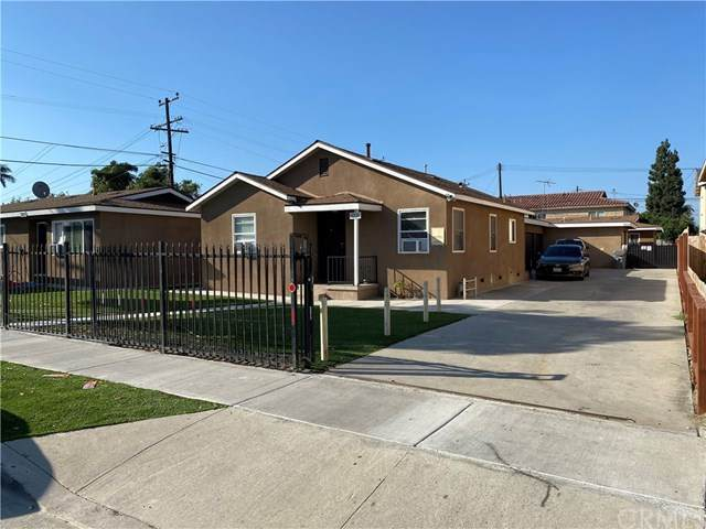 5221 Elmwood Avenue, Lynwood, CA 90262 (#PW20188290) :: Crudo & Associates