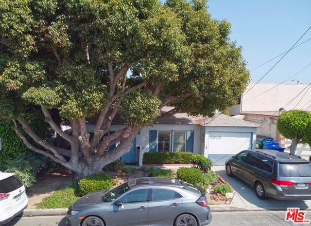 1029 11th Street, Manhattan Beach, CA 90266 (#20627302) :: Go Gabby