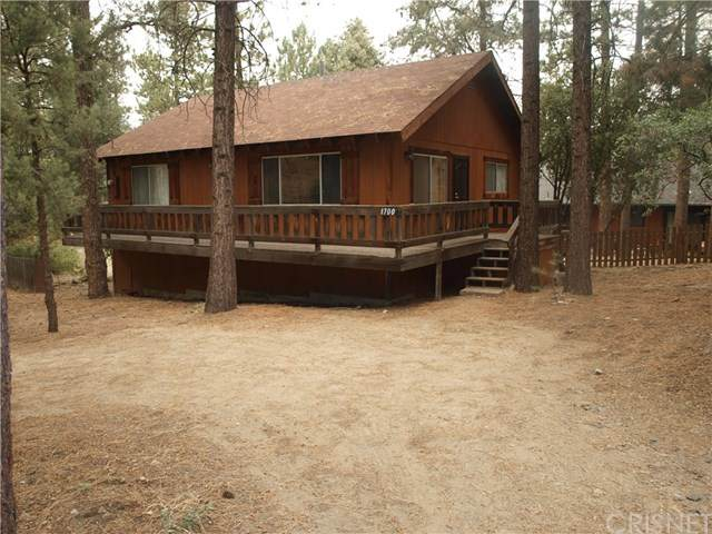 1700 Freeman Drive, Pine Mountain Club, CA 93225 (#SR20187303) :: The Najar Group