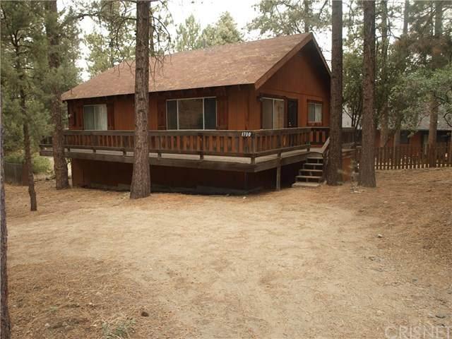1700 Freeman Drive, Pine Mountain Club, CA 93225 (#SR20187303) :: Crudo & Associates