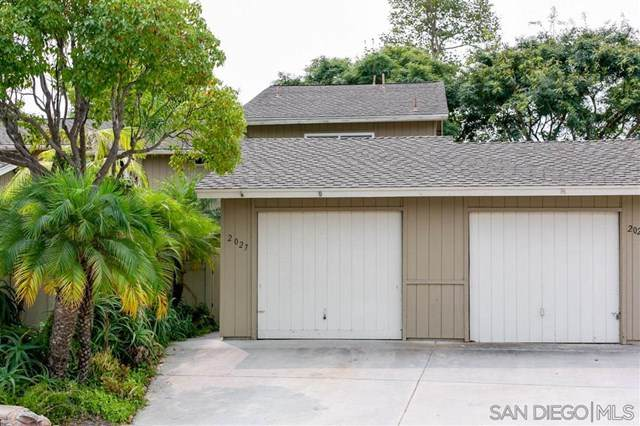 2027 Willowood Ln, Encinitas, CA 92024 (#200044158) :: Hart Coastal Group