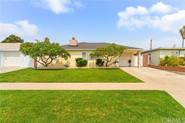 439 E 181st Street, Carson, CA 90746 (#PW20187894) :: The Miller Group