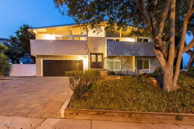 1463 Calle Colina, Thousand Oaks, CA 91360 (#220009662) :: Hart Coastal Group