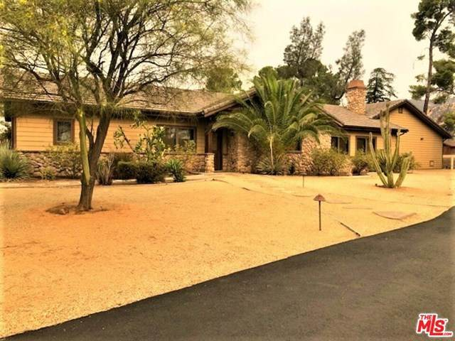 33432 Steele Street, Agua Dulce, CA 91390 (#20631178) :: Team Forss Realty Group