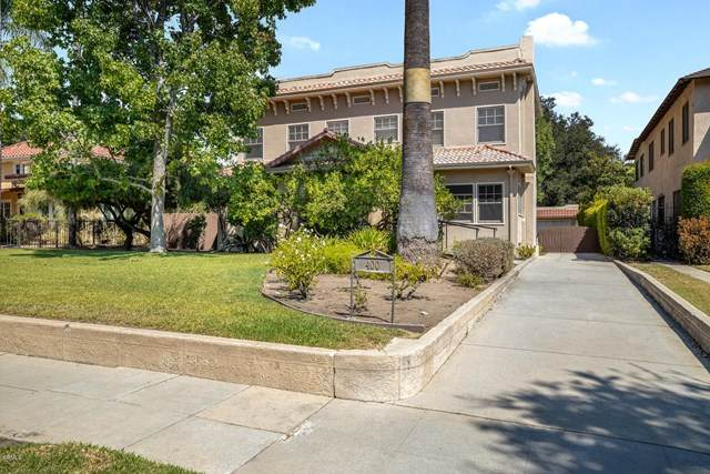 400 S Hill Avenue, Pasadena, CA 91106 (#P1-1232) :: Crudo & Associates