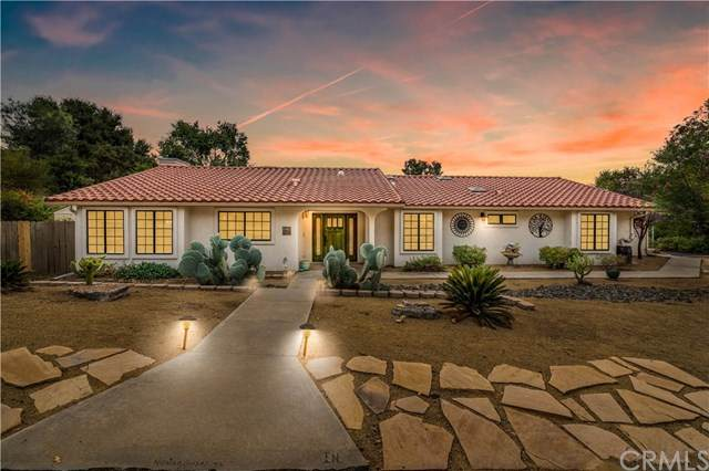 15945 Welcome Way, Ramona, CA 92065 (#SW20188553) :: The Laffins Real Estate Team