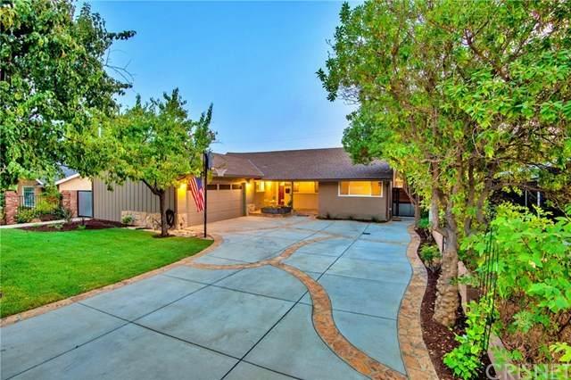 16044 Gresham Street, North Hills, CA 91343 (#SR20189081) :: The Najar Group