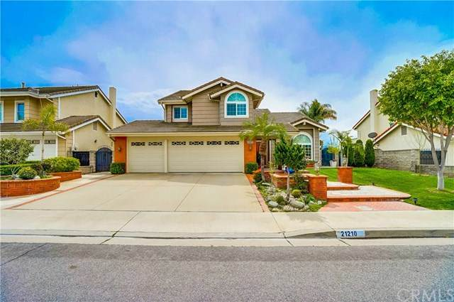21210 Stockton Pass Road, Walnut, CA 91789 (#CV20188845) :: The Laffins Real Estate Team