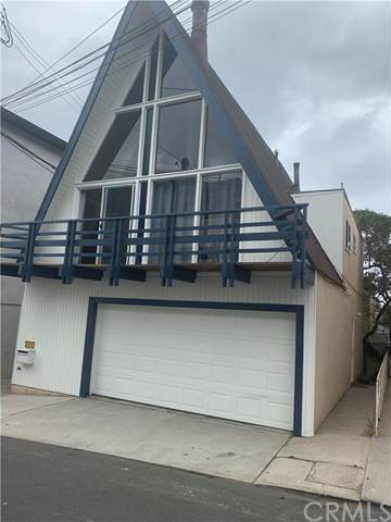 1505 Crest Drive, Manhattan Beach, CA 90266 (#SB20189650) :: Go Gabby