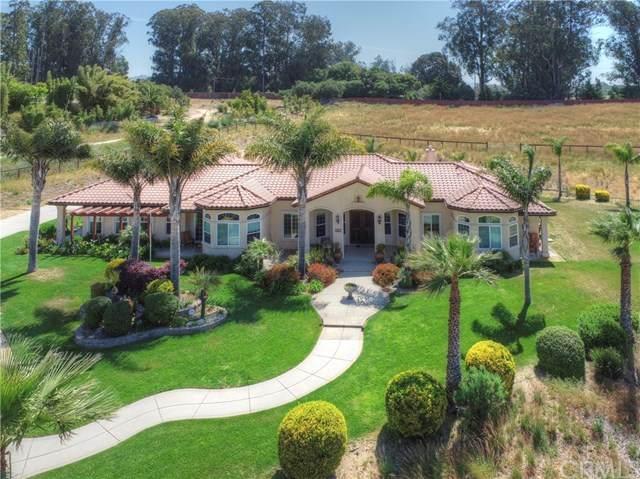 2410 Green Place, Arroyo Grande, CA 93420 (MLS #PI20186958) :: Desert Area Homes For Sale