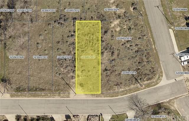 0 Rimford Drive, Lake Elizabeth, CA 93536 (#SR20189714) :: The Laffins Real Estate Team