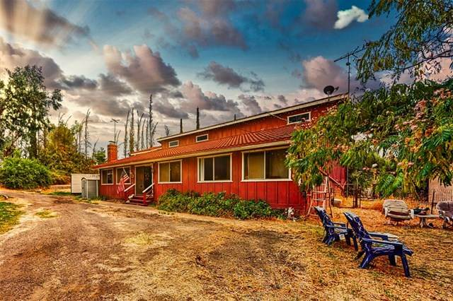 1542 Wilson Road, Ramona, CA 92065 (#200044411) :: The Laffins Real Estate Team