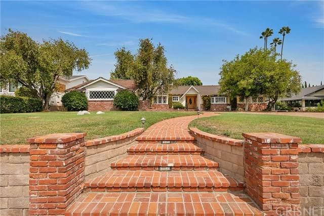 17543 Donmetz Street, Granada Hills, CA 91344 (#SR20189587) :: The Marelly Group | Compass