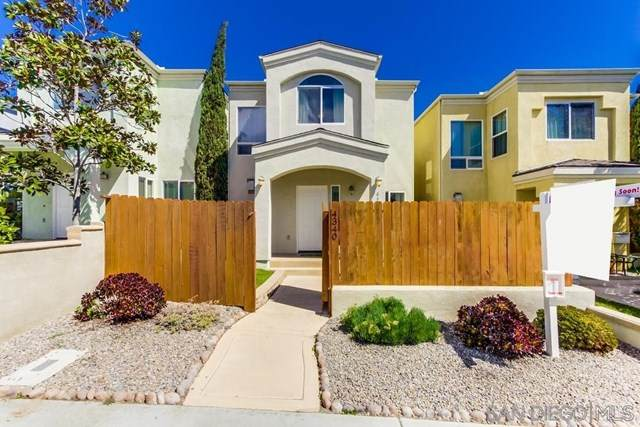 4340 Mentone Street, San Diego, CA 92107 (#200044457) :: The Najar Group