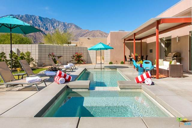 1070 Azure Court, Palm Springs, CA 92262 (#20631460) :: The Laffins Real Estate Team