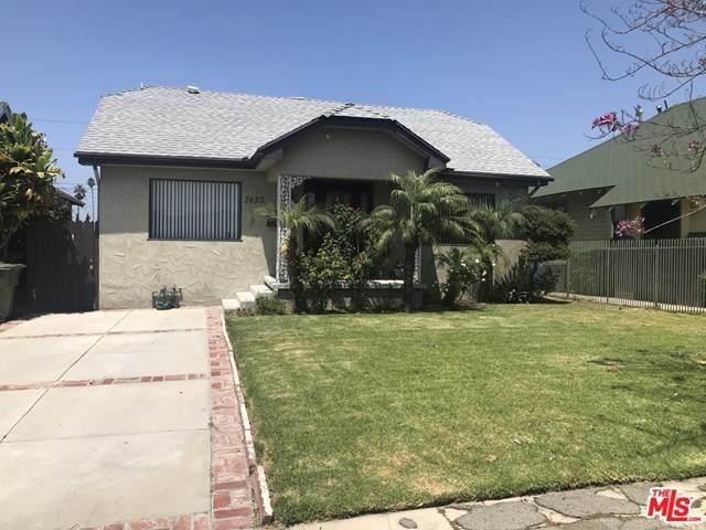 3623 6Th Avenue, Los Angeles (City), CA 90018 (#20631844) :: Crudo & Associates