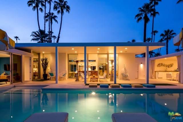901 E Deepwell Road, Palm Springs, CA 92264 (#20630564) :: Crudo & Associates