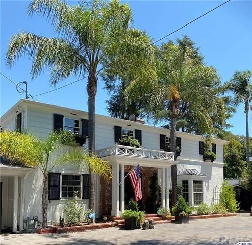 3726 Laurel Canyon Boulevard, Studio City, CA 91604 (#320003191) :: Team Tami