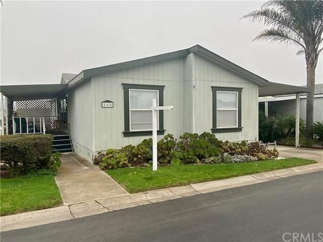 765 Mesa View Drive #268, Arroyo Grande, CA 93420 (MLS #PI20188072) :: Desert Area Homes For Sale