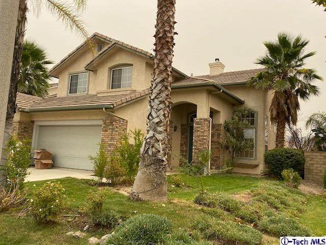 14236 Sequoia Road, Canyon Country, CA 91387 (#320003222) :: American Real Estate List & Sell