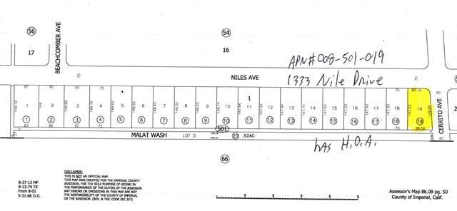 1333 Nile Drive, Salton City, CA 92275 (#219049501DA) :: Team Forss Realty Group