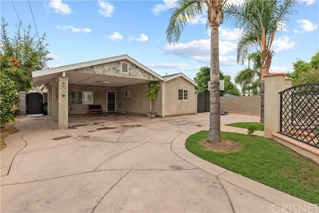 11034 De Haven Avenue, Pacoima, CA 91331 (#SR20190414) :: The Laffins Real Estate Team