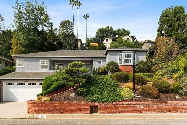 339 Malcolm Drive, Pasadena, CA 91105 (#P1-1266) :: Hart Coastal Group