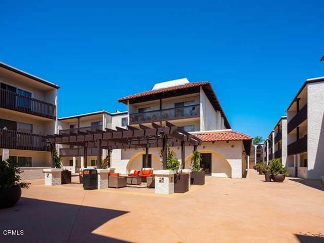 5334 Lindley Avenue #308, Encino, CA 91316 (#P1-1267) :: The Brad Korb Real Estate Group